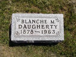 Blanche M Daugherty