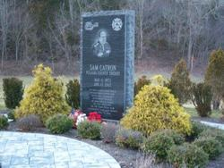 Sam Wilson Sam Catron Memorial Catron