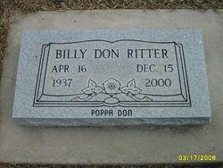 Billy Don Ritter