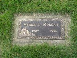 Maxine Lucille Morgan