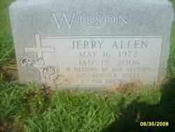Jerry Allen Wilson