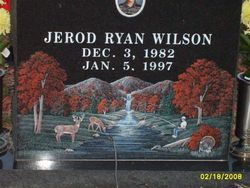 Jerod Ryan Wilson