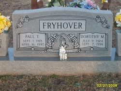 Paul T. Fryhover