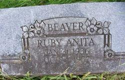 Ruby Anita Beaver