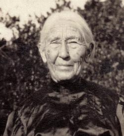 Martha Jane <i>Auberry</i> Tarwater