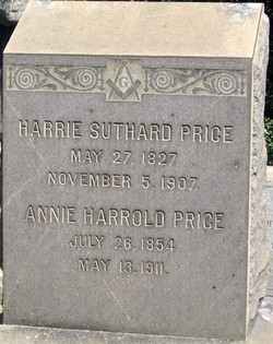 Annie Harrold Price