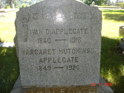 Capt Ivan Decatur Applegate