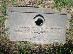 Lieut James Edgar Davis