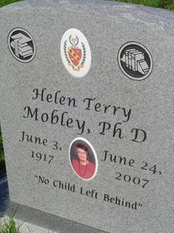 Helen <i>Terry</i> Mobley