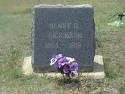 Henry David Dickinson