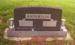 Alice Clifford <i>Bryant</i> Anderson