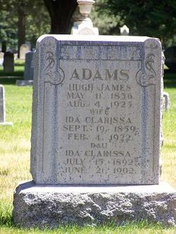 Ida Clarissa Adams