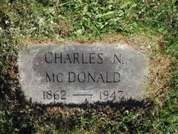 Charles Noble McDonald