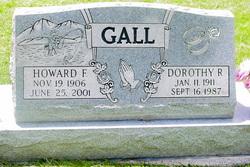 Dorothy R Gall