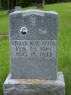 Vivian Mae Allen