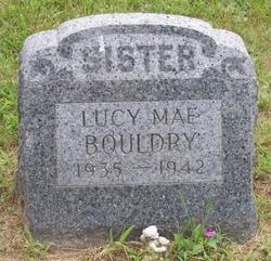 Lucy Mae Bouldry