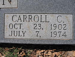 Carroll Cummings Allen