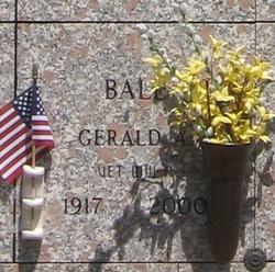Gerald A Ball