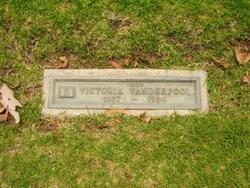 Lucretia Victoria <i>Lane</i> Vanderpool