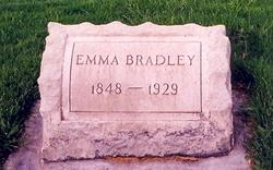 Emma <i>Husted</i> Bradley