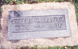 Albert Husted Bradley