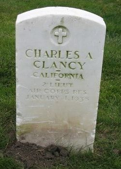 Charles A Clancy