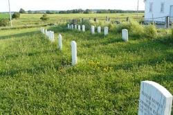 Martin's Mennonite Cemetery of Wellesley Twp