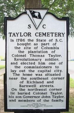 Taylor Evangelical Methodist Church Cemetery