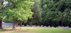 Captain William Cross Cemetery