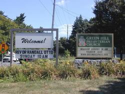 Green Hill Presbyterian Church Cemetery