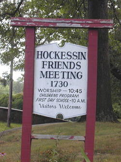 Hockessin Friends Cemetery