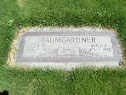 Ida Ray <i>Reed</i> Baumgardner