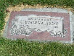 Cynthia Evalena <i>Love</i> Hicks