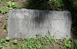 Mary Ellen <i>Heath</i> Vinton