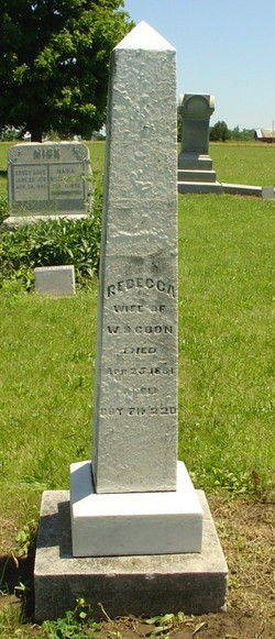Rebecca <i>Selby</i> Coon