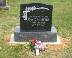David H Myers