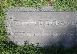 Winette Duke DeGrassi, Jr