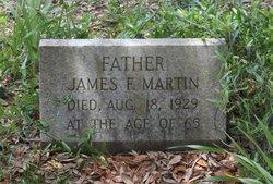 James Francis Martin