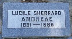 Lucile <i>Sherrard</i> Andreae