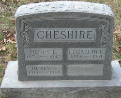 Henry L Cheshire