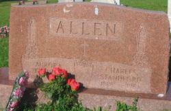 Charles Stanford Allen
