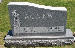Edna C. <i>Hall</i> Agnew