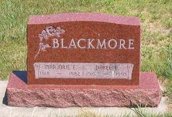 Marjorie Evelyn <i>Barton</i> Blackmore