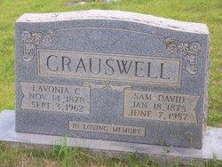 Sam David Crauswell