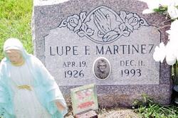 Lupe F Martinez
