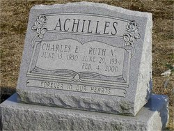 Ruth Virginia <i>Erney</i> Achilles
