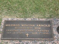 Mildred Winona <i>Wehmeyer</i> Arnold