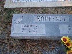 Margaret Mary <i>Barton</i> Koppenol