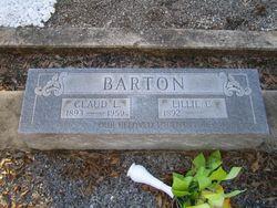 Claud Laurence Barton
