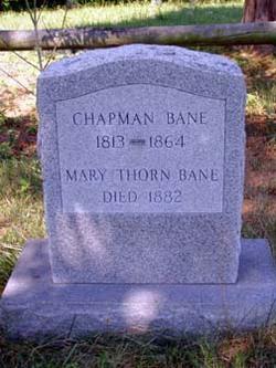 Mary <i>Thorn</i> Bane